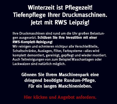 Angebot RWS Leipzig